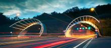 Minskade underhållskostnader och ökad trafiksäkerhet med ny tunnelbeläggning från Sto