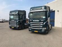 En ny og en ny, gammel til vognmand fra Glamsbjerg