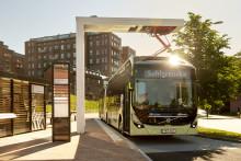 Nu rullar elbussarna på linje 16