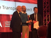 Hogia participates in award winning project