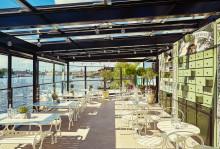Gröna Lund lanserar ny cocktailbar med Stockholms bästa utsikt