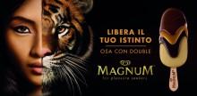 "Magnum ""libera l'istinto"" con Shazam"