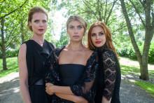 Black Widows - skandinavisk dramakomedie med svart, snerten humor