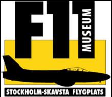 Landshövding Liselott Hagberg inviger Cessna-simulatorn på F11 Museum