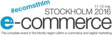 Avisera ställer ut på e-Commerce 11-12 maj