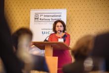 Elisabeth Werner, Director Land Transport, DG MOVE, European Commission, to speak at 8th International Railway Summit