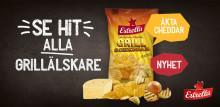 Estrella Grill&Cheddar förlanseras på Hemmakväll