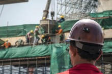Construction industry growth hits 11-month high