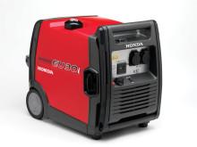 Honda Power Equipment medverkar på Maskinexpo