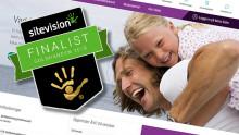 Vakins webbplats nominerade till Guldhanden