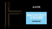 AXOR inspirerer på Architect@Work-messen i Forum