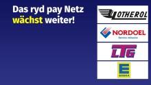 ryd pay startet an 40 Tankstellen von LOTHEROL, NORDOEL, LTG und EDEKA.