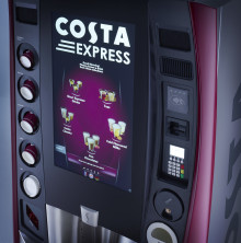 Costa Express Installs 6,000th Self-Serve Coffee Bar