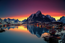 Find happiness in Lofoten