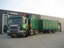 Biogas-lastbil leveret til ESØ i Tarm