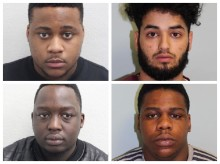 Kidnap gang jailed