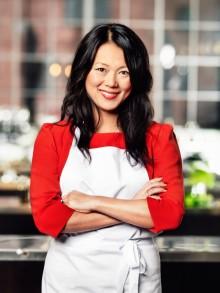 Jennie Walldén gästar restaurang Minami på Clarion Hotel Stockholm