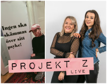 Ångestpoddens Ida och Sofie leder SVTs stora livesatsning mot unga