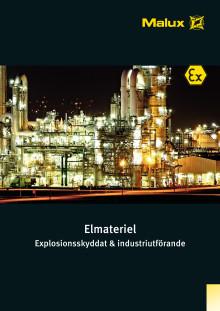 Ny katalog för Explosionsskyddat elmateriel