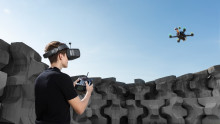 DJI Introduces Racing Edition Goggles to Enable the Thrill of Drone Racing and FPV Experience