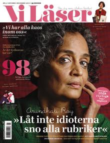 Vi Läser nr 5 2017: Arundhati Roy