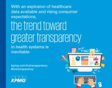 Sverige i topp avseende  transparens inom vården