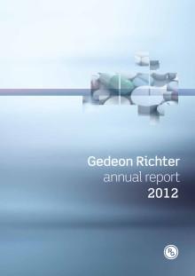 Gedeon Richters årsrapport för 2012