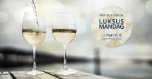 Velkommen til Luksusmandag på Grand Hotel Oslo, 12. mars!