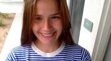Veckans stjärnbarnvakt - Joanna från Bromma