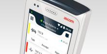 Ascom lanserar en uppgraderad version av sin framgångsrika smartphone samt ett nytt patientkallelse- och kommunikationssystem på årets Vitalis mässa i Göteborg, 25-27 april.