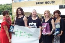 Bidra till #1miljon till förmån Ung Cancer genom att starta en lokal insamling hos Havskampen