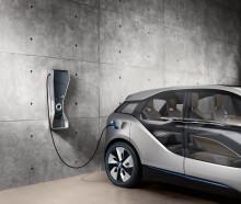 BMW väljer Schneider Electrics laddningslösning för elbilar