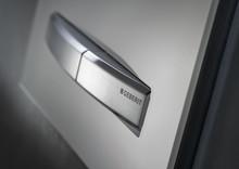 Geberit spolplatta Sigma50 i ny design