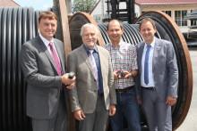 Presseinformation: Bayernwerk-Netzcenter Eggenfelden stellt Baumaßnahmen 2015 vor - Rund 29 Millionen Euro für Netzmaßnahmen im Netzcentergebiet