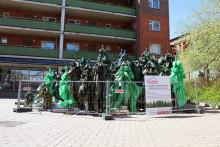 Sculpture Expanded tuo taiteen julkisiin tiloihin