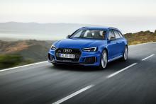 Säljstart för nya Audi RS 4Avant