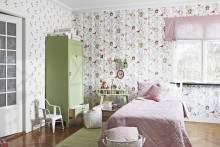 LILLEBY - At last - cool kids' wallpaper!