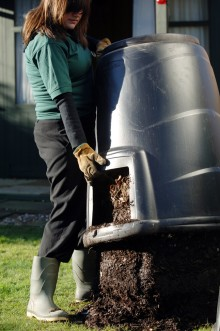 Get composting at home