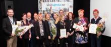 Granö Beckasin, Umeå Folkets Hus och Kvarkenfisk är vinnarna till turismpriser 2015
