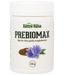 PrebioMax – mat åt 100 triljoner bakterier
