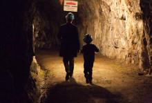 Höstlovsvisning av Sickla gruva