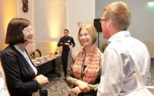 Sveriges ambassadör Annika Thunborg deltog på VASE konferensen i Mexiko City