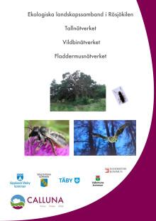 Rapporten om ekologiska landskapssamband i Rösjökilen
