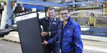 Liimausautomatiikka tehostaa tuotantoa