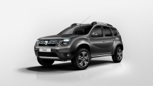Nyt ansigt til Dacia bestseller - Duster premiere på Frankfurt Motorshow