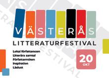Premiär för Västerås litteraturfestival