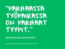 Itä-Suomen nuori haluaa töihin kotiseudulle
