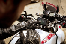 TomTom lanserar ny navigator för motorcyklister: TomTom RIDER 550