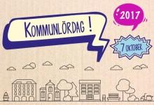 Välkommen till kommunlördag i Arboga den 7 oktober