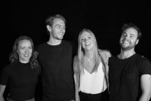 Levande Scen – Klassiskt för framtiden – uruppföranden av unga tonsättares verk med Stahlhammerkvartetten